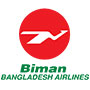 Biman Bangladesh Airlines, code IATA BG, code OACI BBC