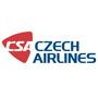 CSA Czech Airlines, code IATA OK, code OACI CSA
