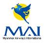 Myanmar Airways International, code IATA 8M, code OACI MMA
