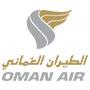 Oman Air, code IATA WY, code OACI OMA
