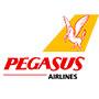 Pegasus Airlines, code IATA PC, code OACI PGT